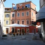 Pula old town part