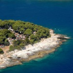 Camp Stoja Pula airphoto