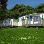 Mobilhomes for rent camping Stoja
