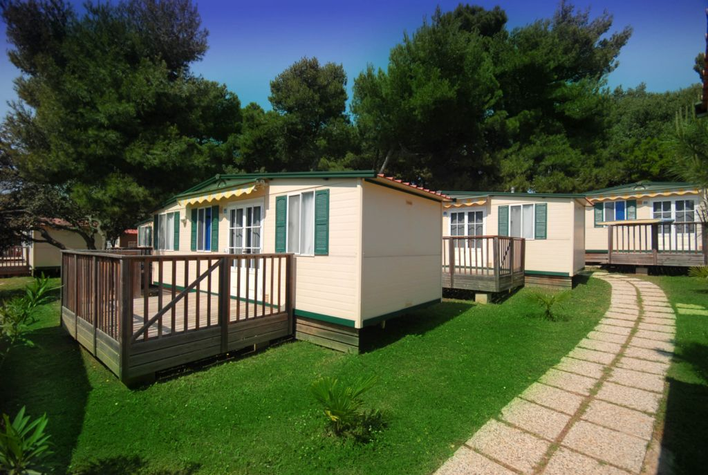 Camping Stoja Pula Information Mobile Homes Rent