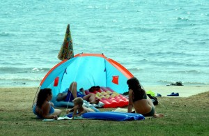 Camping in Pula