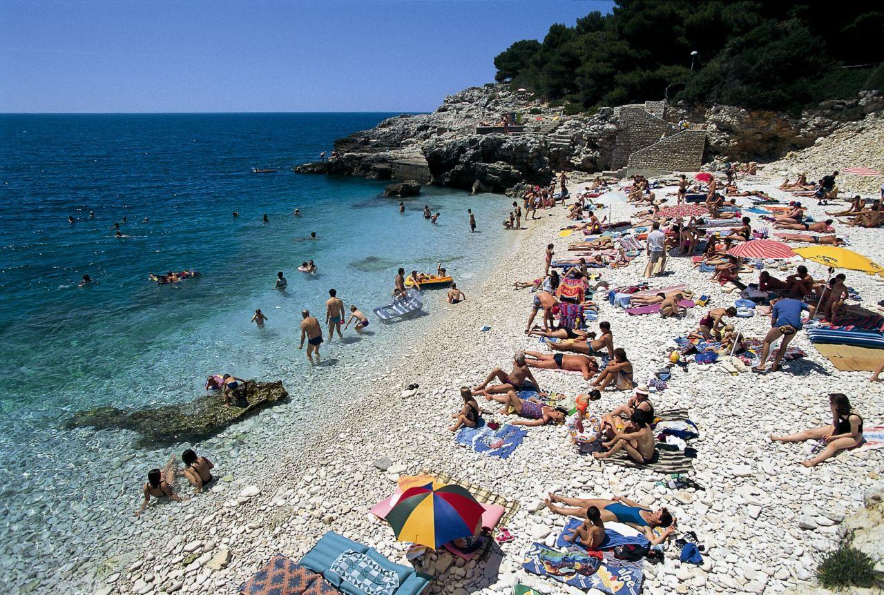 Hotel -Resort Park Pula Croatia