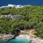 Airphoto beach Hotel Park