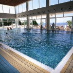 Indoor pool resort Brioni