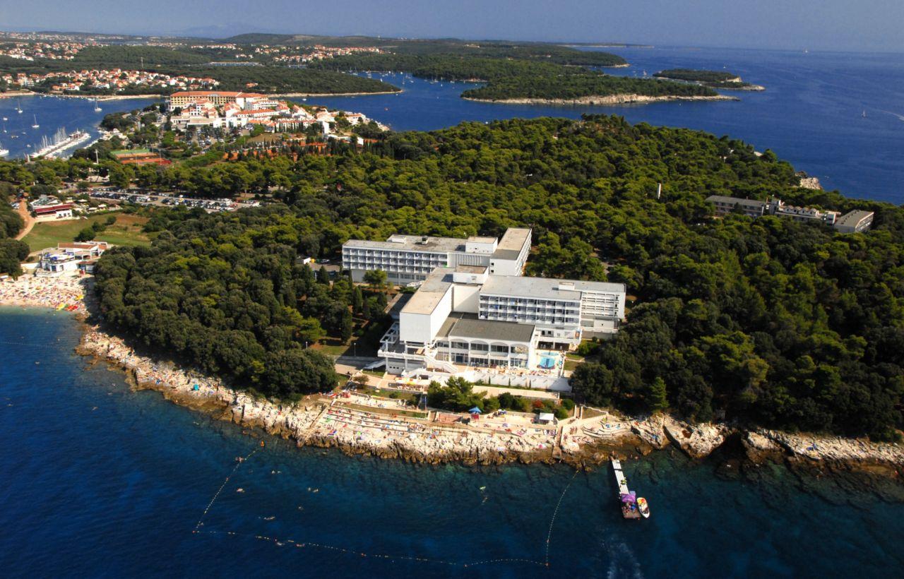 Hotel Pula Kroatien  Sterne
