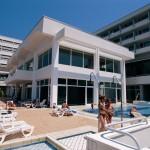 Outside area Brioni Resort