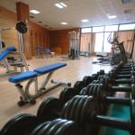 Fitness room Hotel Histria