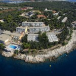 Airphoto Splendid resort pula