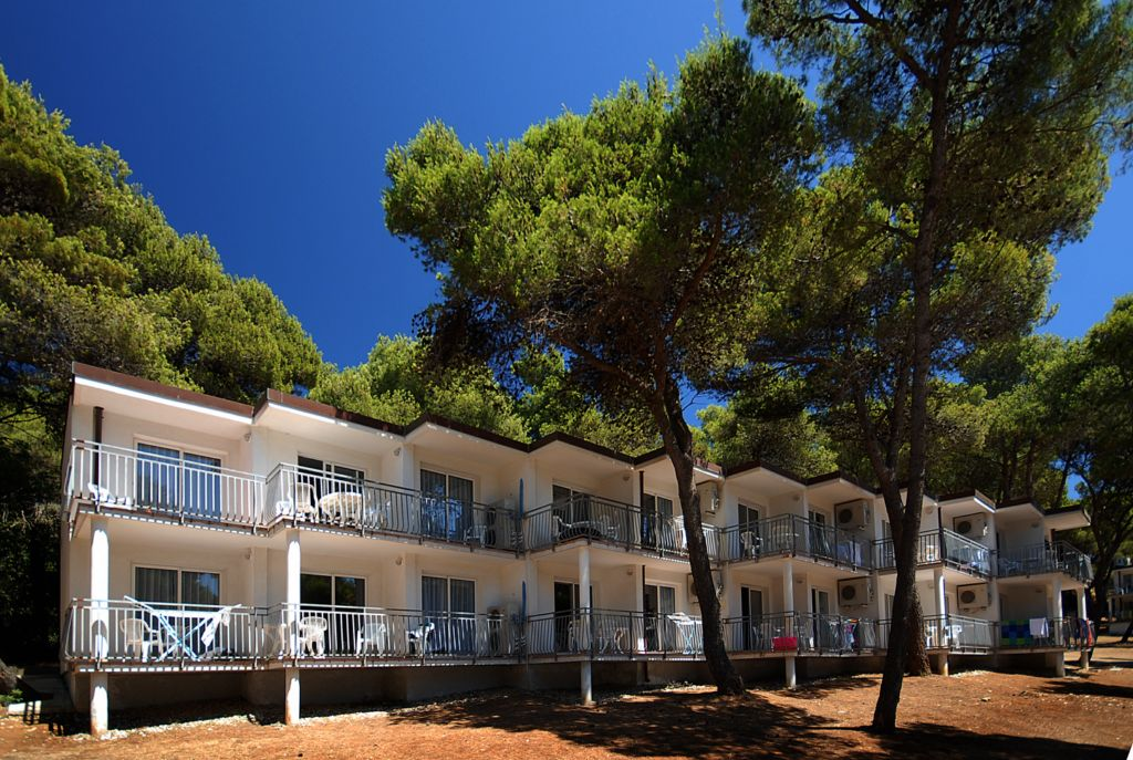 Verudela beach apartments pula