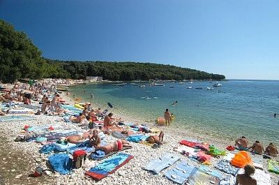Centinera beach Pula