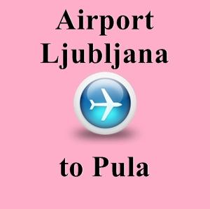 Airport-ljubljana-pula